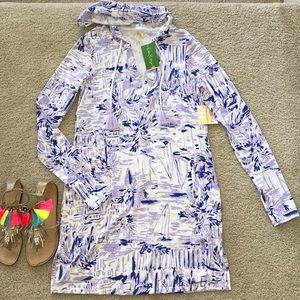 Lilly Pulitzer UPF 50+ Rylie CoverUp Dress